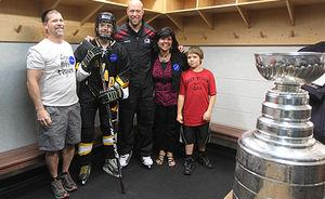 VIDEO: Discover Day with the Cup 2013
