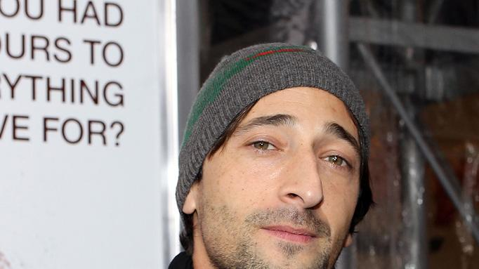 The Next Three Days 2010 NY Premiere Adrian Brody