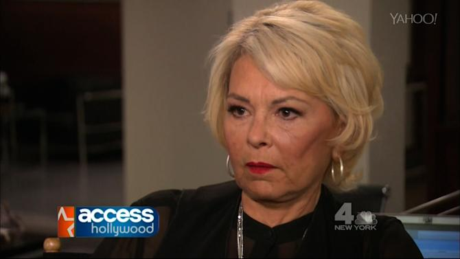 "Roseanne Barr on Cosby Allegations: ""It Surprises Nobody"""
