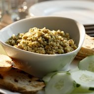 Green Olive & Almond Spread