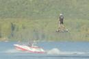 This guy's homemade hoverboard flight set a Guinness World Record
