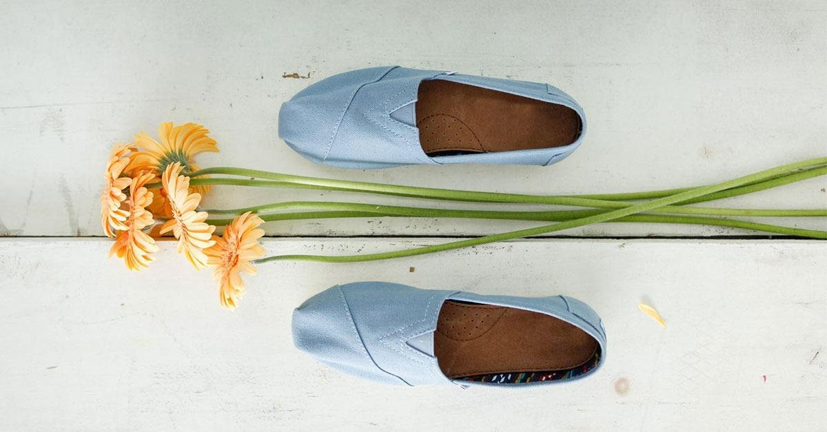 Get New Look With These Shoes On!