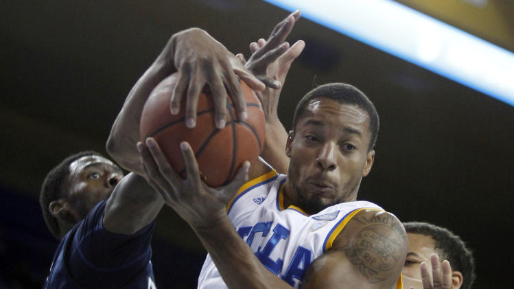 Adams leads No. 22 UCLA over Chattanooga, 106-55