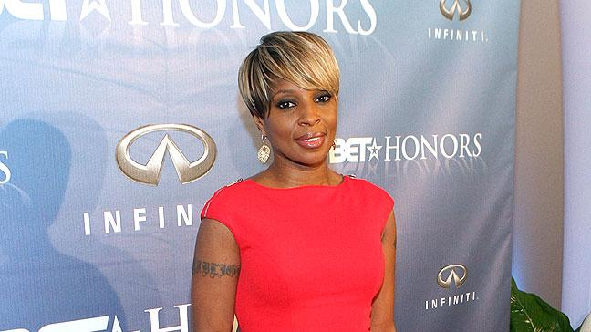 Blige MaryJ BET Honors