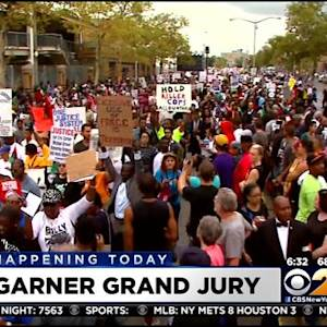Grand Jury To Begin Hearing Evidence In Eric Garner Case