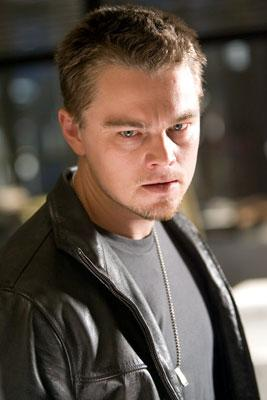 Leonardo DiCaprio in Warner Bros. Pictures' The Departed