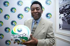 Pele: Freddy Adu's career hasn't turned out the way I expected