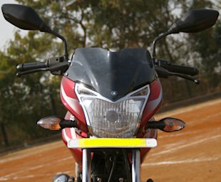 Headlamp Bajaj D 100T