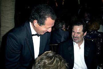 Garry Shandling, Dennis Miller