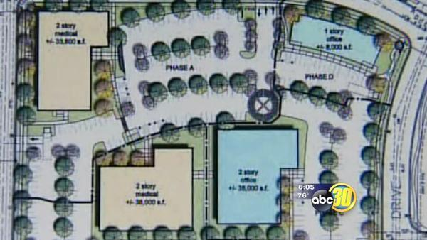Proposed Merced office complex is causing controversy