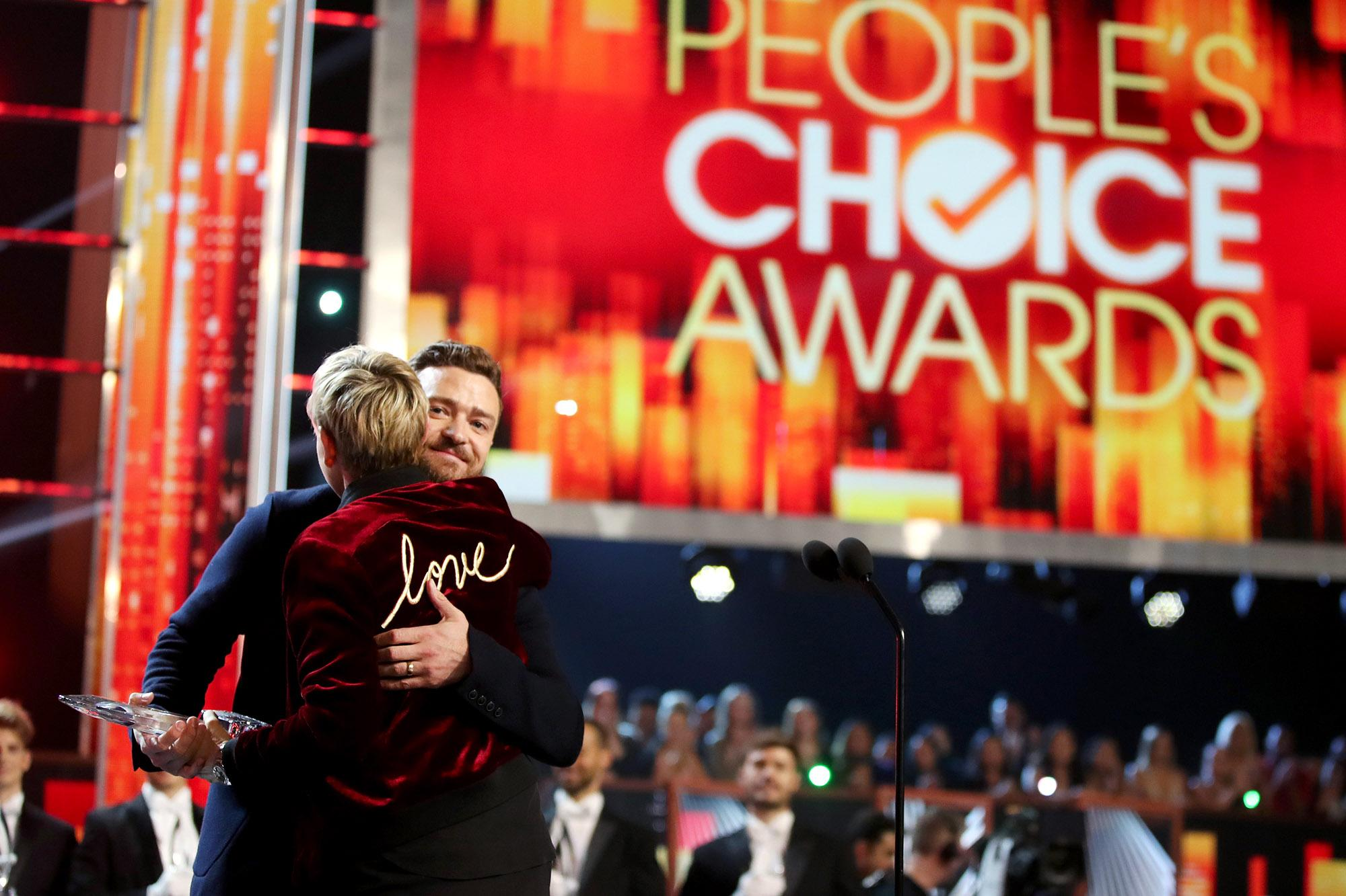 2017 People's Choice Awards: See the Complete Winner's List