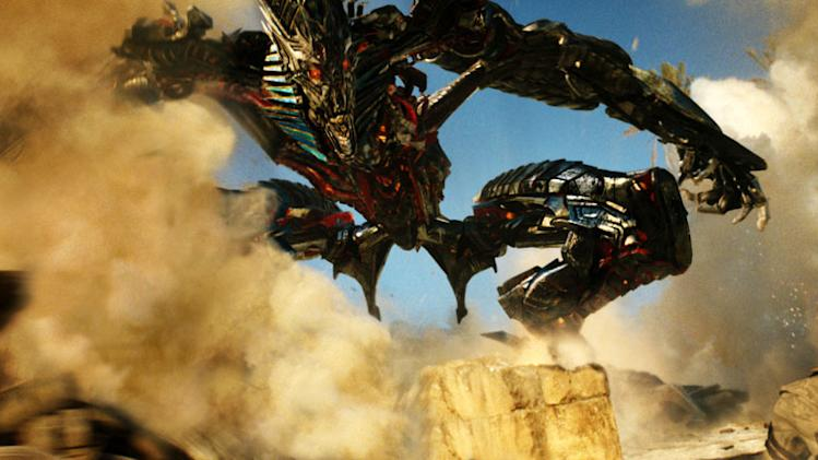 The Fallen in DreamWorks/Paramount Pictures' Transformers: Revenge of the Fallen - 2009