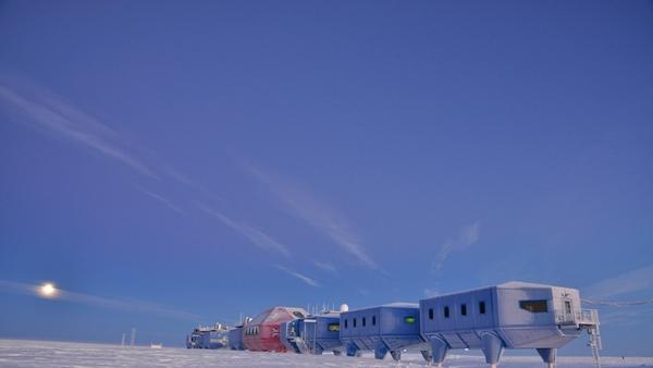 New Antarctica Research Station Sets Up Shop