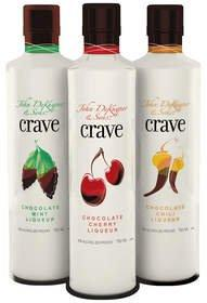"""New Chocolate Liqueur Tempts You to """"Drink What You Crave(TM)"""""""