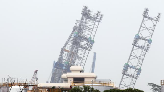 Shipyard accident injures 89 workers in Singapore