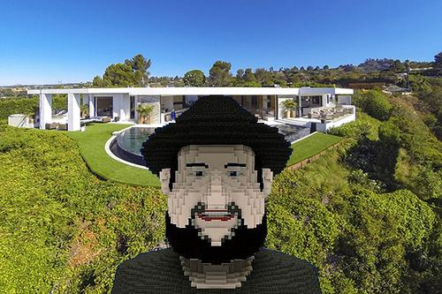 Blockbusters: The Creator of Minecraft, Who is Not Beyoncé, Bought that Unbelievable Beverly Hills Spec Home