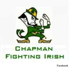 Chapman Fighting Irish logo