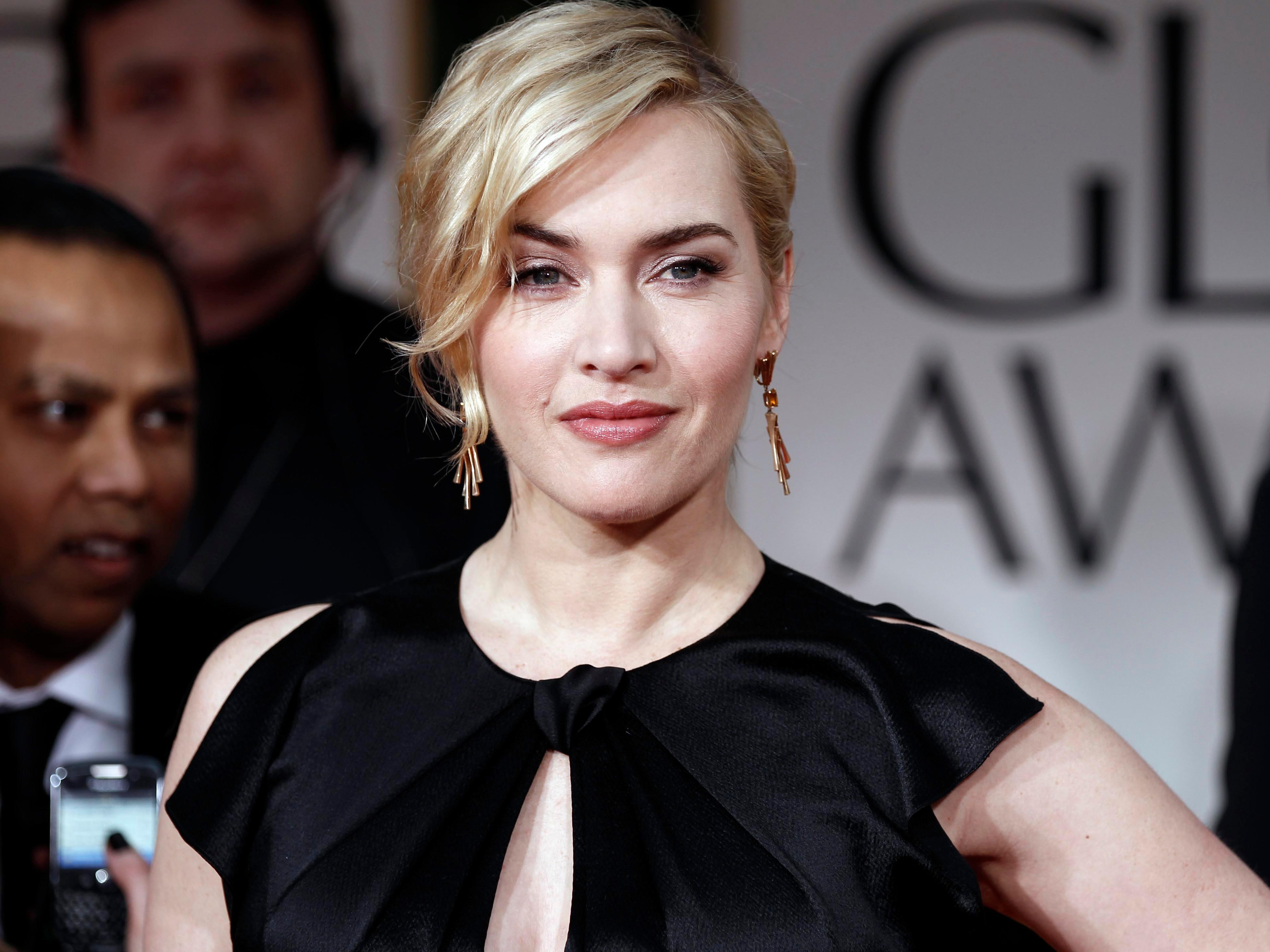 The bizarre way Kate Winslet landed the lead female role in the new Steve Jobs movie