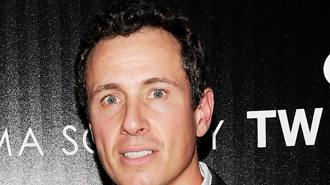 """FILE - This April 16, 2012 file photo shows  Chris Cuomo at the premiere of the film """"Safe""""  in New York.  Cuomo and Kate Bolduan (BALD'-win) will be CNN's anchor team for a new morning show that will begin later this spring. Cuomo joined CNN from ABC earlier this year specifically to do the morning show. Bolduan has covered Congress for CNN and been co-host with Wolf Blitzer of """"The Situation Room"""" in the late afternoon. (AP Photo/Evan Agostini, file)"""