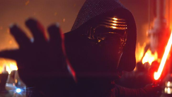 These are the voices of Star Wars' Kylo Ren and Captain Phasma