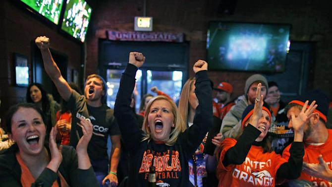 Denver fans hit in the gut by Seattle stomping
