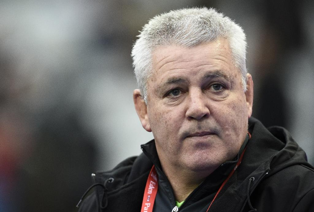 Gatland says only a few Wales World Cup places still open