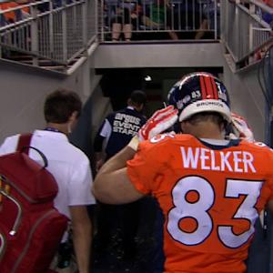 Replacement for Denver Broncos wide receiver Wes Welker?