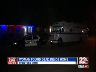 Suspicious death found in home