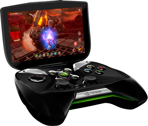 9. Nvidia Project Shield Nintendo …