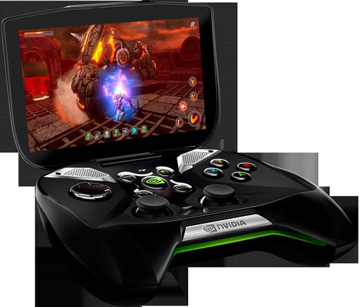 9. Nvidia Project Shield Nintendo DS dan PS Vita akan mendapat teman baru dari NVidia. Project Shield ini merupakan perangkat game mobile berbasis Android yang menyenangkan.  Untuk spesifikasi, Projec