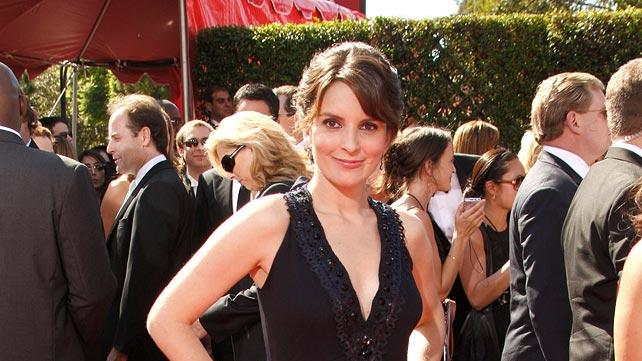 Tina Fey arrives at the 59th Annual Primetime Emmy Awards at the Shrine Auditorium on September 16, 2007 in Los Angeles, California.