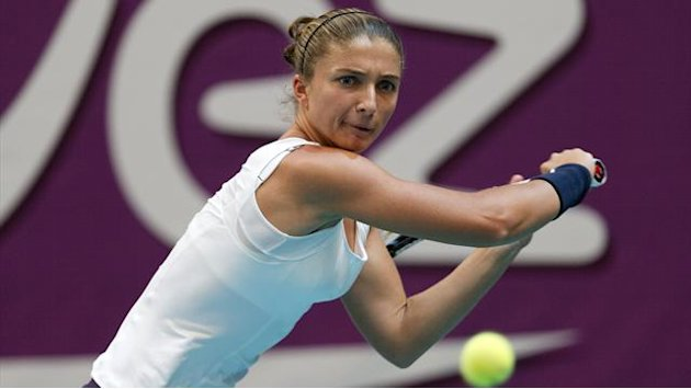 WTA Doha - Errani ok al debutto; eliminata la Vinci