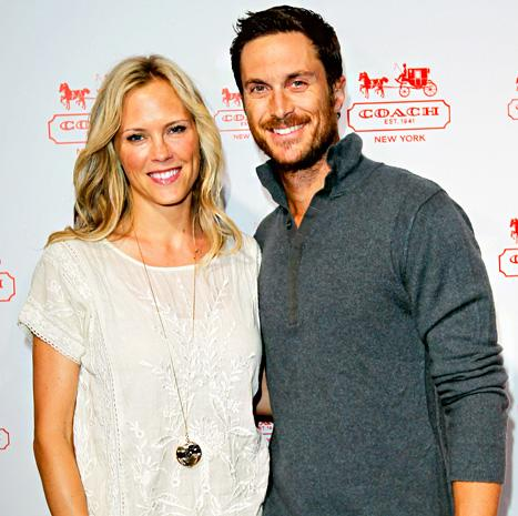 Goldie Hawn's Son Oliver Hudson Welcomes Baby Girl Rio With Erinn Bartlett