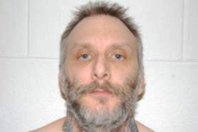 FILE- This March 2011, file photo, provided by the Virginia Department of Corrections shows inmate Robert Gleason at the Red Onion prison in Pound, Va.  Gleason is scheduled to die at 9 p.m. Wednesday at Greensville Correctional Center in Jarratt. Condemned Virginia inmates can choose between lethal injection and electrocution, and Gleason is the first inmate to choose electrocution since 2010. (AP Photo/Virginia Department of Corrections)