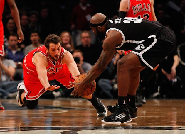 Chicago Bulls v Brooklyn Nets - Game One