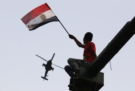 Egypt receives 10 Apache helicopters from U.S.: sources