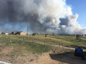 In Colorado's Black Forest Fire, a Sense of Community Rises