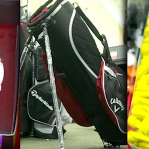 Golf Accessories Holiday Gift Guide Video from PGA.com!