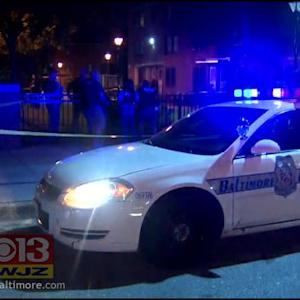 Police Raids Continue Across Baltimore As Mayor Puts Pressure On Gang Members