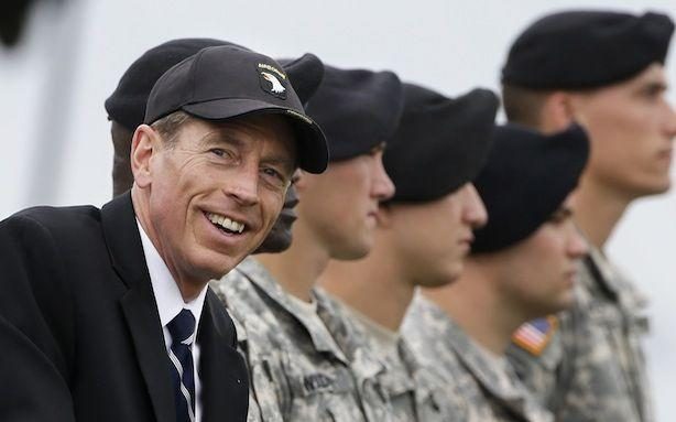 Plotting the David Petraeus TV Series
