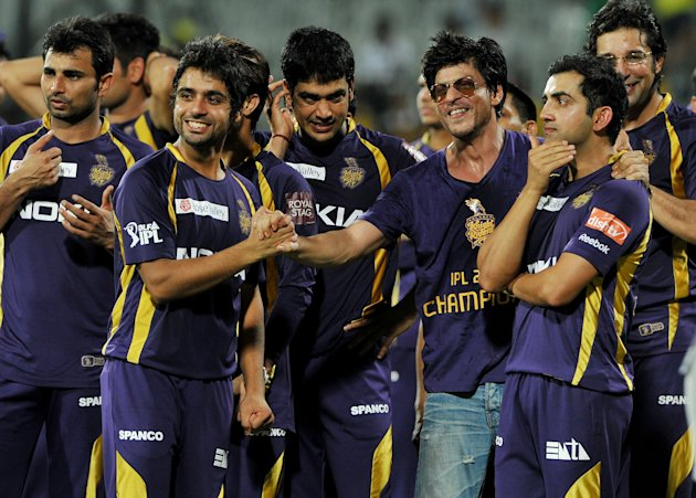 Kolkata Knight Riders owner and Bollywoo