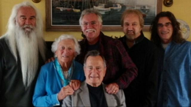 Oak Ridge Boys Sing for President George H.W. Bush