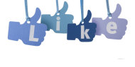 "5 Rules for Writing ""Likeable"" Online Content image facebook like hang tag"