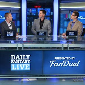 Daily Fantasy Live 7/2: Believe it or not