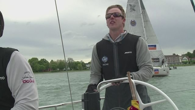 Williams wins first round of World Match Racing Tour