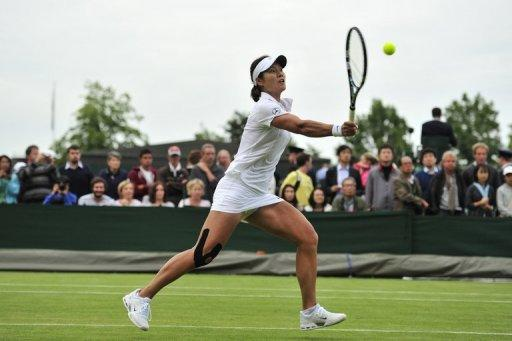 Li Na, who won China's first Grand Slam title at last year's French Open, will also be in London