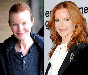 See Marcia Cross Without Makeup!