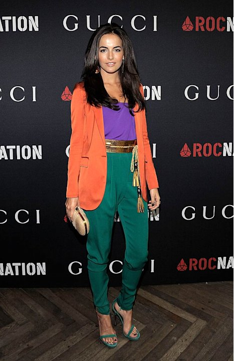 Camilla Belle Gucci Brnch