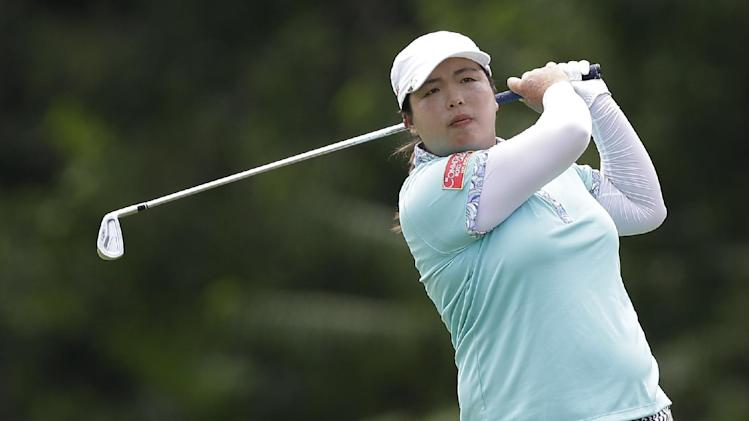 Feng shoots 66 and wins LPGA Tour finale