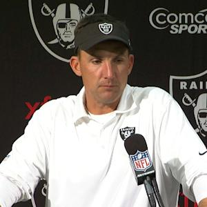 Oakland Raiders head coach Dennis Allen: 'We've got a lot of getting better to do'